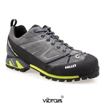 Chaussures d'approche homme TRIDENT GUIDE anthracite/acid green
