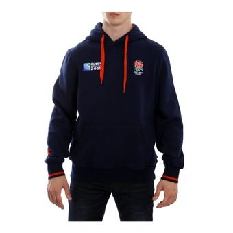 Sweat à capuche homme ER SUPPORTER RWC 2015 navy