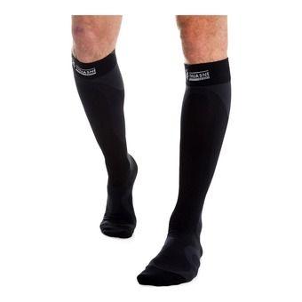 Chaussettes de récupération homme UP' noir