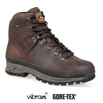 Zapatillas de senderismo hombre BURMA PRO MFS marrón