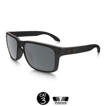 Gafas de sol polarizadas HOLBROOK™ matte black/black iridium®