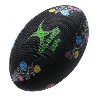 Balón de beach rugby BEACH T.4 black
