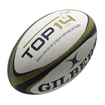 Ballon de rugby replica TOP 14 T.5