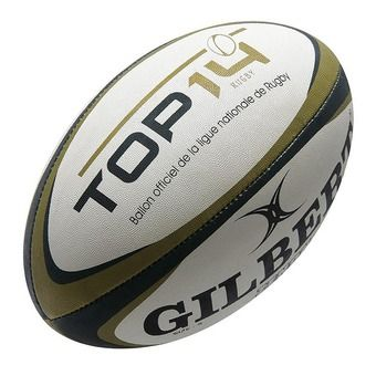 Mini ballon de rugby replica TOP 14