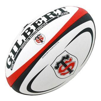 Ballon de rugby replica STADE TOULOUSAIN T.5