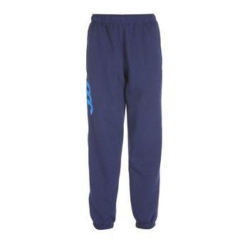 Pantalon survêtement junior CCC FLEECE navy/brillant blue