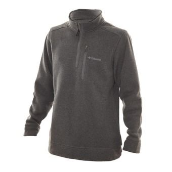 Polaire 1/2 zip homme TERPIN POINT™ II boulder