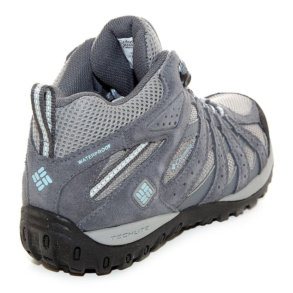 Chaussures de randonnée femme REDMOND™ MID WP light greysky blue