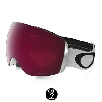 Gafas de esquí/snow FLIGHT DECK matte white/prizm rose
