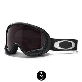 Masque A FRAME 2.0 matte carbon - écran black rose iridium