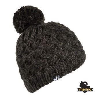 Bonnet à pompon femme WHYMPER black/castelrock