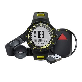 Reloj QUEST CARDIO GPS yellow