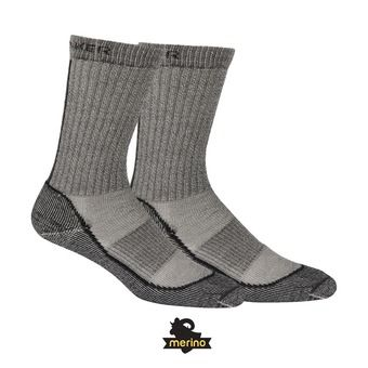 Chaussettes homme HIKE CREW oil/silver/black