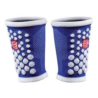 Poignets éponges SWEAT 3D bleu