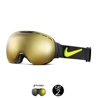 Gafas de esquí COMMAND black/volt - pantalla Transitions®