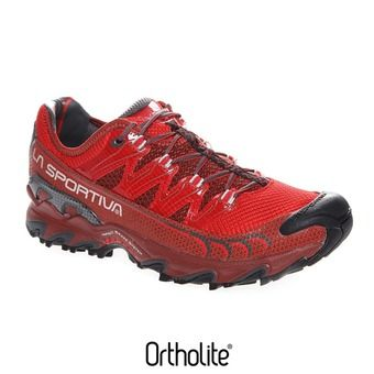 Zapatillas de trail hombre ULTRA RAPTOR rust/red