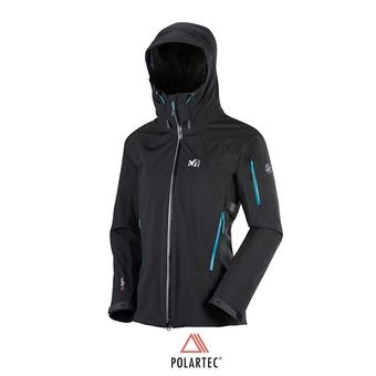 Veste femme TOURING INSULATED NEO black