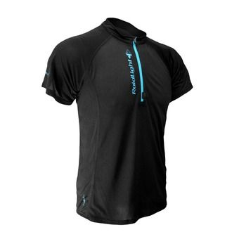 Maillot MC 1/2 zip homme PERFORMER black
