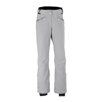 Pantalon de ski femme ST ANTON light heather