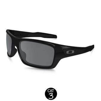 Lunettes TURBINE™ polished black/black iridium®