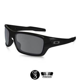 Gafas de sol polarizadas TURBINE™ polished black/black iridium®