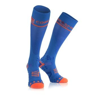 Chaussettes de compression FULL SOCKS V2.1 bleu