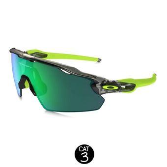 Gafas de sol RADAR® EV PITCH® matte grey ink/jade iridium®