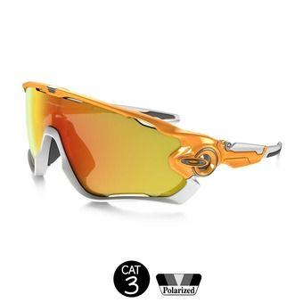 Gafas de sol polarizadas JAWBREAKER atomic orange - fire iridium®