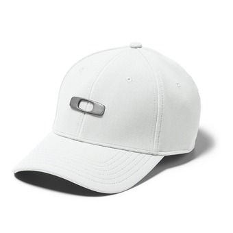 Casquette METAL GAS CAN white