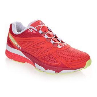 Zapatillas de running mujer X-SCREAM 3D papaya-b/lotus pink/flashy-x