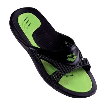 Chanclas hombre HYDROFIT MAN black/black/green