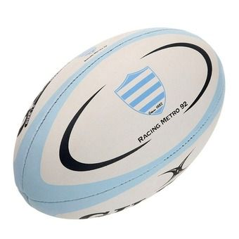 Ballon de rugby replica RACING METRO T.5