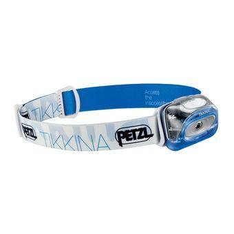 Linterna frontal TIKKINA® azul/blanco