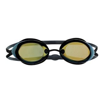 Gafas de natación TRACER RACING MIRRORED metal fire