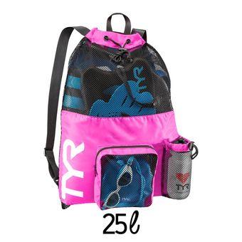 Mochila 25L BIG MESH MUMMY pink