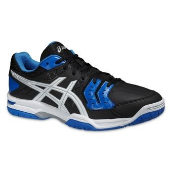 Chaussures handball homme GEL SQUAD black/white/electric blue