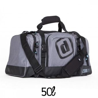 Sac de sport 50L DUFFLE grey