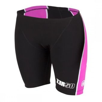 Mallas trifunción mujer iSHORTS black/pink