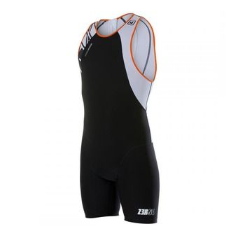 Combinaison trifonctions uSUIT armada black/orange