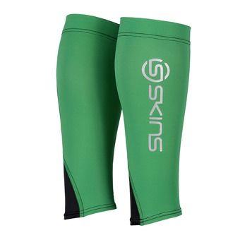 Manchons de compression ESSENTIALS green/black