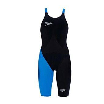 Traje mujer FASTSKIN® LZR RACER ELITE 2 navy/blue