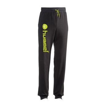 Pantalón de chándal UH 2 negro/safety yellow