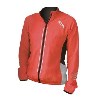 Veste de signalisation femme SILVA RUNNER orange
