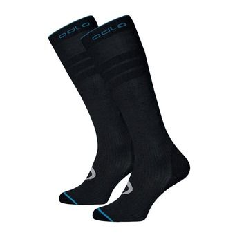 Calcetines SKI LIGHT odlo graphite grey