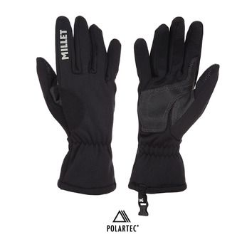 Gants  Polartec® STRETCH black