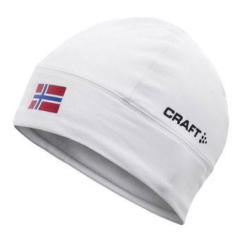 Bonnet thermique NATION blanc/Norvège