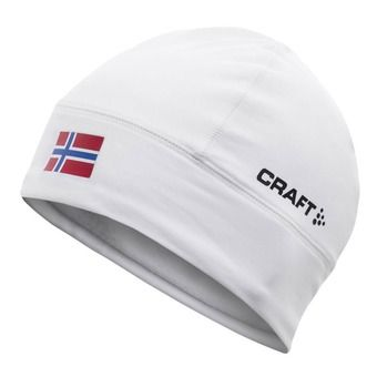 Gorro térmico NATION white/Noruega