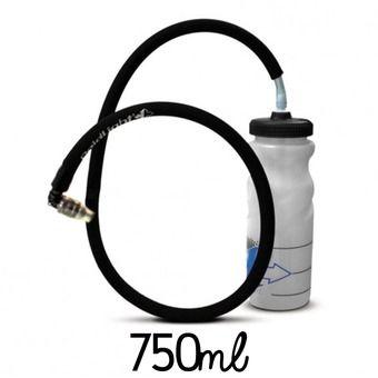 Bidon PRESS-TO-DRINK ROKO 750 ml