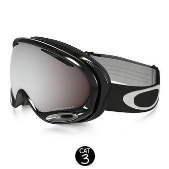 Masque de ski A-FRAME 2.0  jet black - prizm black iridium