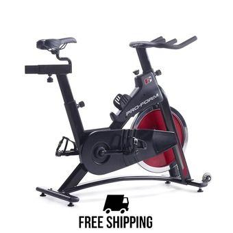 Vélo d'appartement 18kg 250 SPX